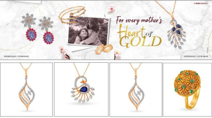 Tanishq - Heart of Gold - Mothers Day
