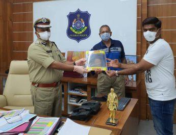 Uandi Face Shield Distribution Activity 2