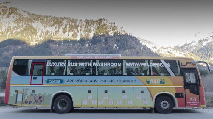 Yolo Luxury Bus