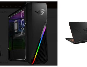 AMD Ryzen powered Desktops and Laptops from ASUS