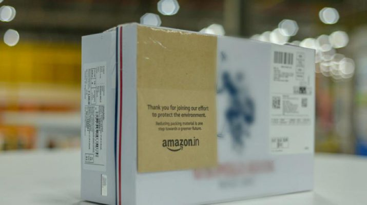 Amazon India - Packaging Free Shipment
