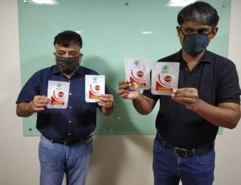 Bioseed Flexi Harvest 4 Hybrid Tomato launch by Mr Sreekanth Chundi and Kamlesh Sharma