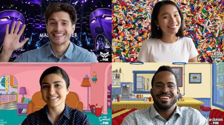 Custom backgrounds in Microsoft Teams make video meetings more fun