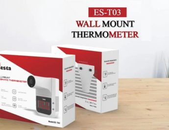ES-T03 Wall Mount Thermometer