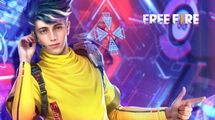 Garena Free Fire - Patch - Clash Squad