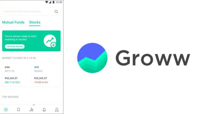 Groww Stocks Investing App