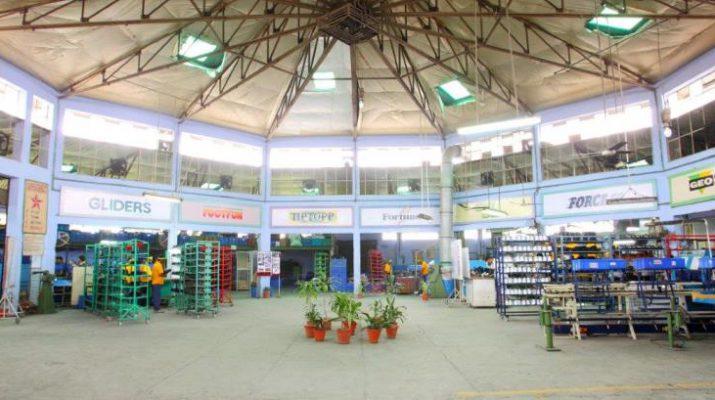 Liberty Shoes Factory at Karnal 2