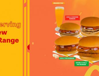McDonalds India - Chill Range
