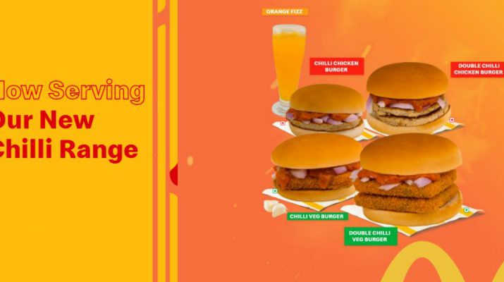 McDonalds India - Chill Range