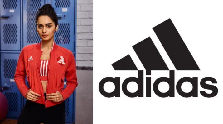 Miss World 2017 - Manushi Chhillar joins Team ADIDAS