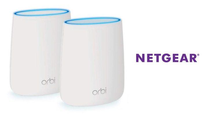 NETGEAR OrbiRBK20 - Front