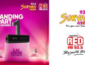 RED FM - Suryan FM - IRS 2019 Q4 User Base