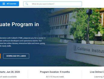 Simplilearn - Caltech - Post Graduate Program in DevOps