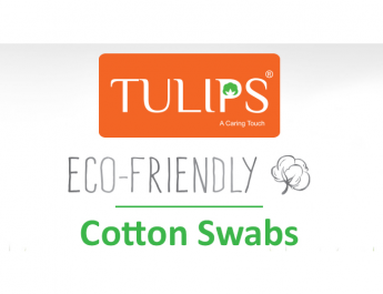 TULIPS Cotton Swabs