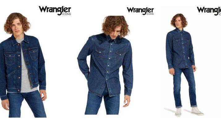 Wrangler Indigood Collection Denim