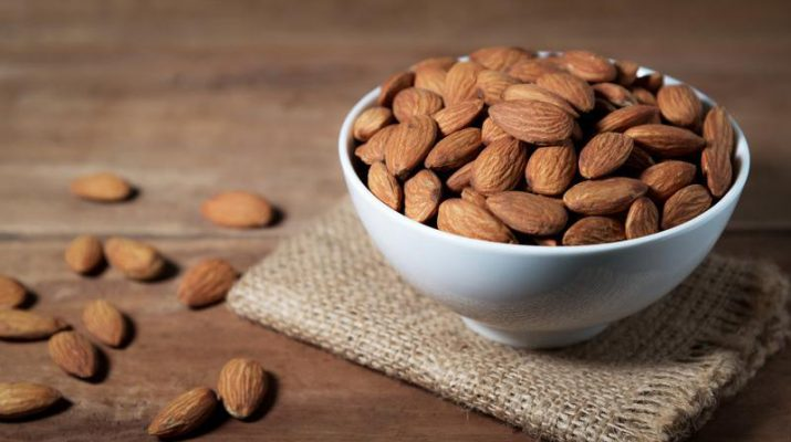 Almonds - Boosting Immunity in monsoon