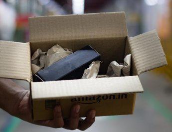 Amazon India - Sustainability - Eliminates single use plastic in packaging