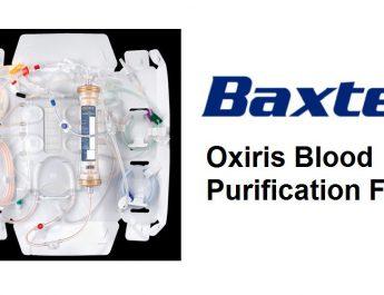 Baxter Oxiris Blood Purification Filter