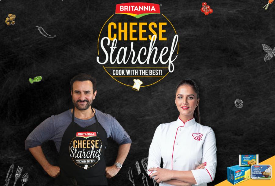 Britannia Chesse - StarChef - Cook With The Best