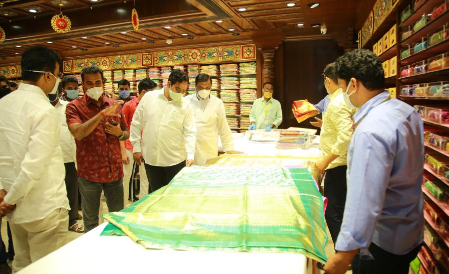 CMR Shopping Mall opens its latest shopping mall at Chintal - Hyderabad