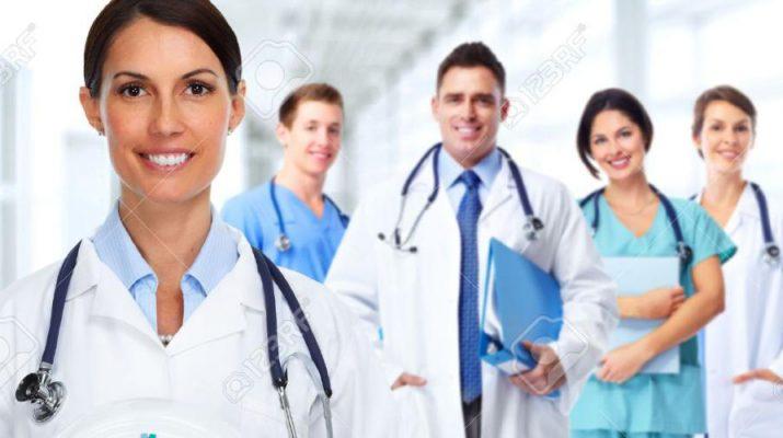 Doctors - 123RF Free Image
