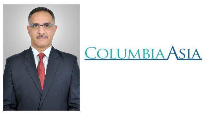 Dr Satish Kumar M G - Consultant Internal Medicine - Columbia Asia Hospital - Mysore