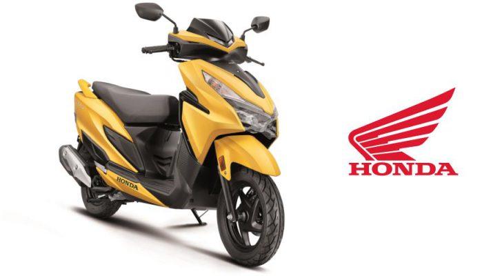 Honda Grazia 125 BSVI