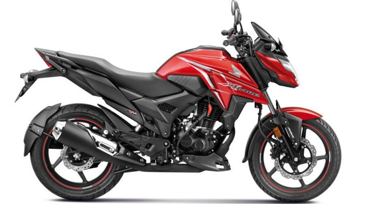 Honda launches advanced - sporty and stylish new X-Blade BSVI