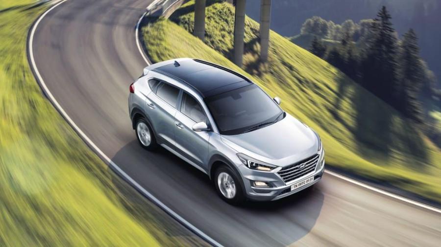 Hyndai Motor India - The New TUCSON