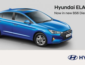 Hyundai Powers ELANTRA with New Diesel BS6 Engine