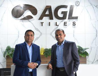 Kamlesh Patel - CMD and Mukesh Patel - MD - Asian Granito India Ltd