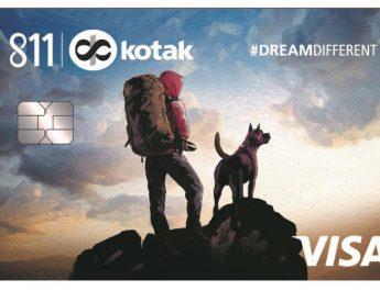 Kotak 811 DreamDifferent Credit Card