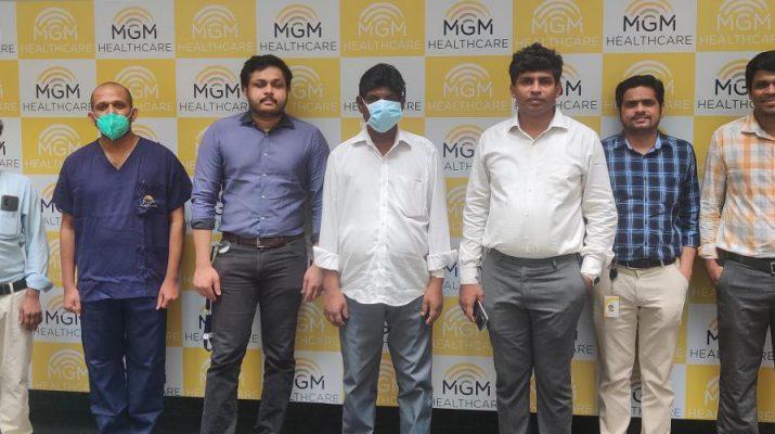 MGM Healthcare - Chennai - Liver Transplant