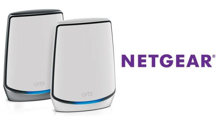 NETGEAR Orbi Wi-Fi 6 Mesh Router RBK852