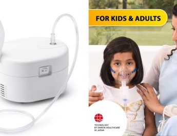 OMRON launches cost effective - all-age-group compatible Nebulizer