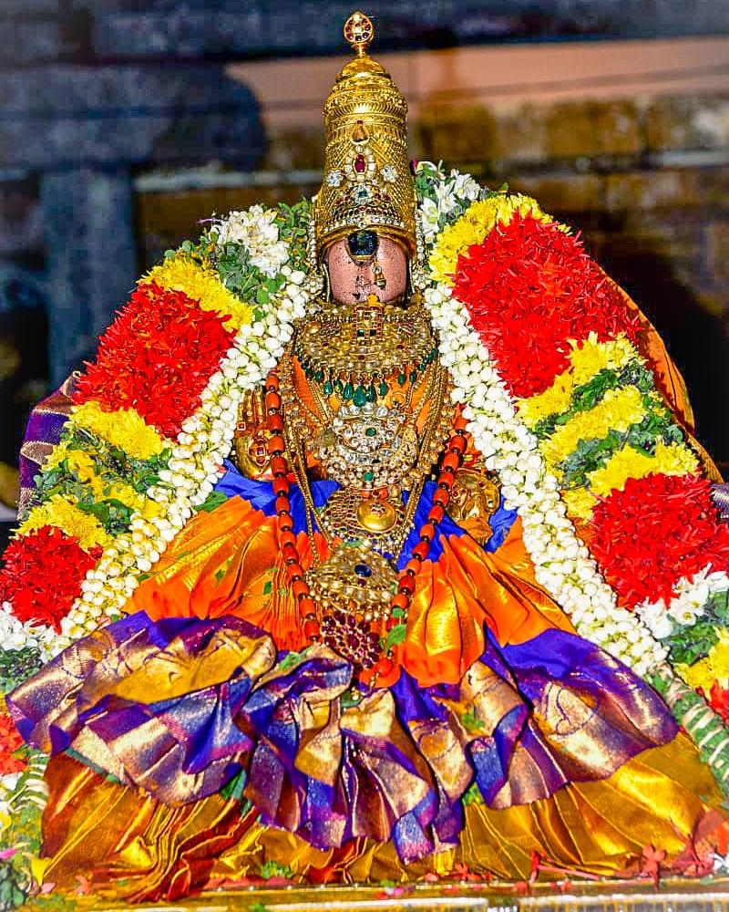 Srirangam - 1st Aadi Friday - Month 2020