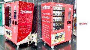 Tynimo Digital Vending Machine - Safety Essentials