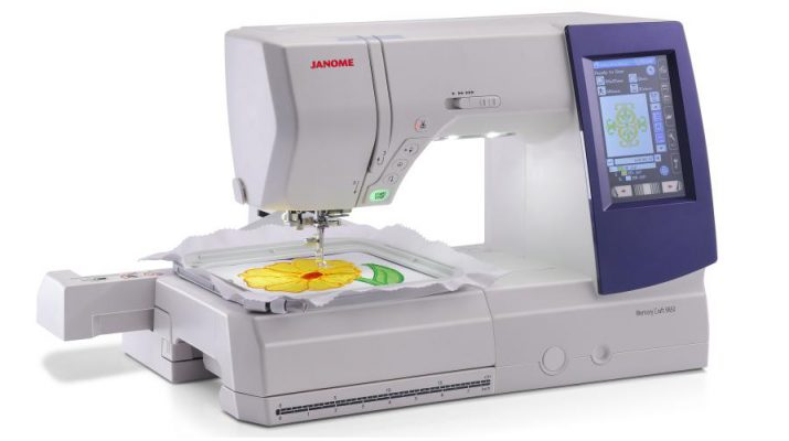 Usha Memory Craft 9850
