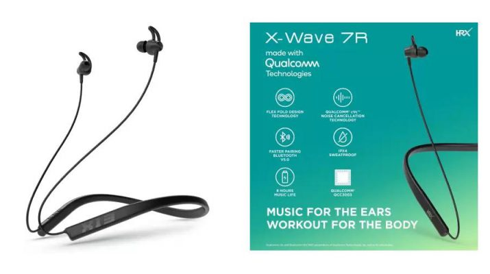 X-Wave 7R - Neck band - Qualcomm
