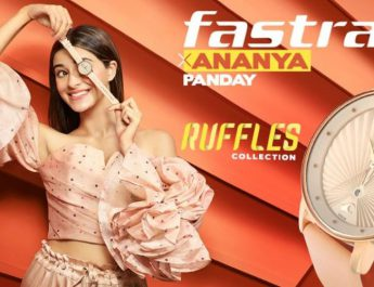 Fastrack Ruffles Collection - Ananya Panday