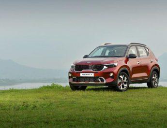 Kia Sonet - compact SUV