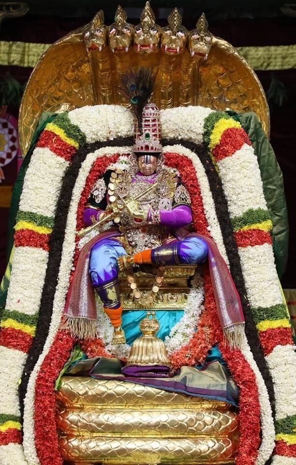 Thirupathi Brahmotsavam - Lord Venkateshwara