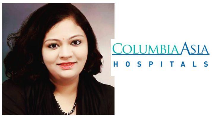 Doctor Pallavi Arvind Joshi - Columbia Asia Hosptial - Whitefield