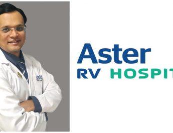 Dr Umesh Srikantha - Head of Spine Services - Aster RV Hospital