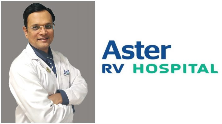 Dr Umesh Srikantha - Head of Spine Services - Aster RV Hospital