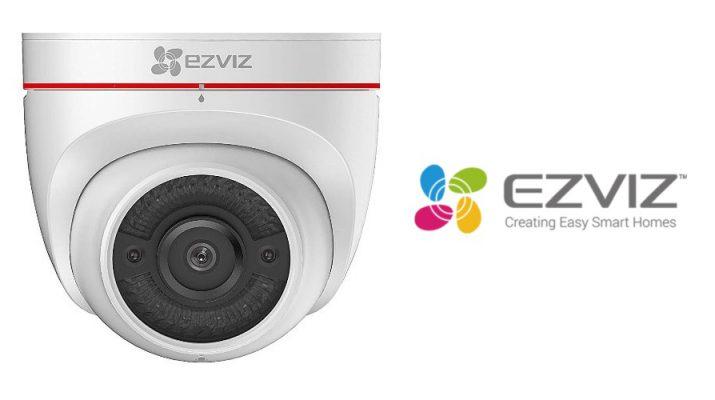 EZVIZ C4W Smart Wi-Fi Camera is the Perfect Outdoor Guardian