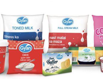 Gyan Dairy - Dairy Products Range