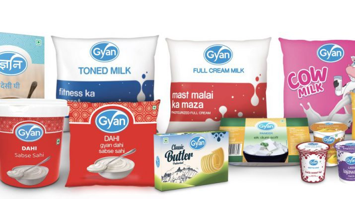 Gyan Dairy - Dairy Products Range