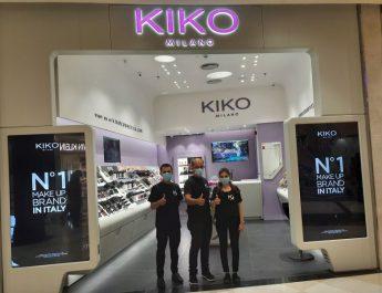 KIKO MILANO - Lucknow Store Launch