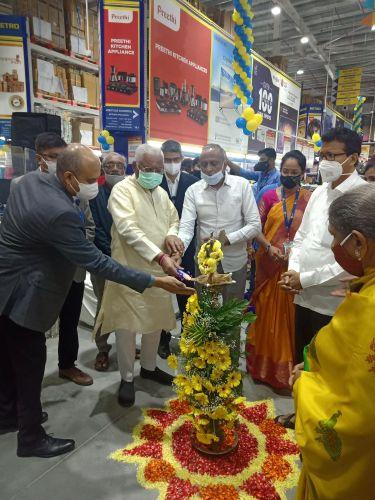 Launch of 28th METRO Wholesale store in India at Tumakuru-Karnataka